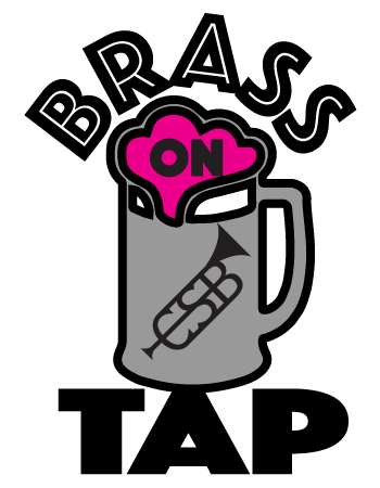 brass on tap logo